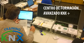 Cursos KNX Partner y Advanced