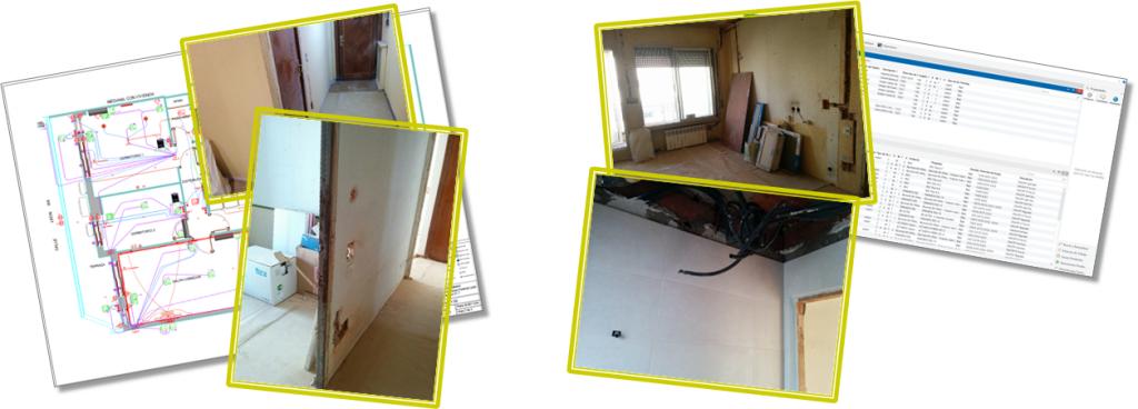 Rehabilitación Energética en un piso